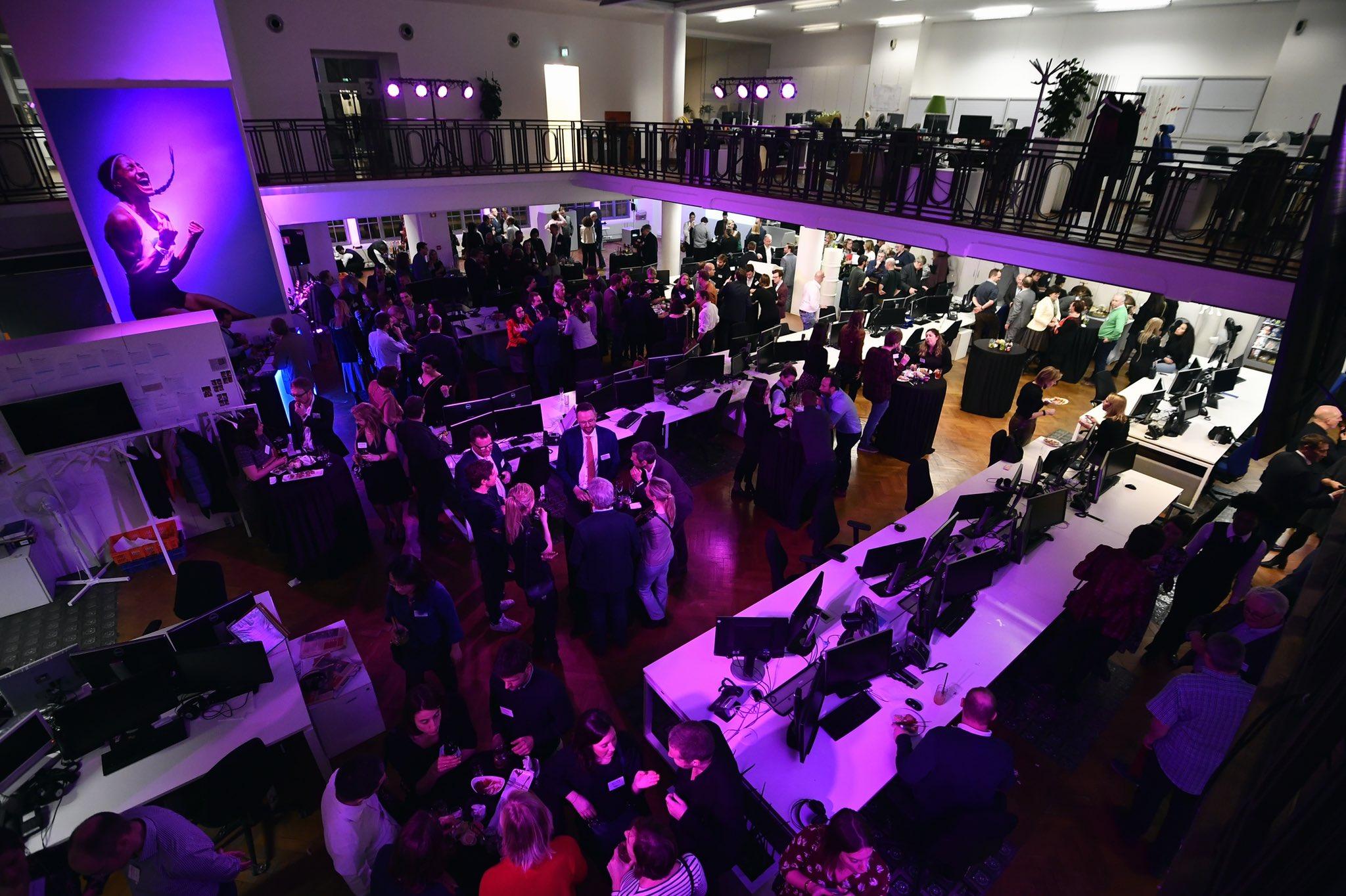 Belga Club-woordvoerdersavond beleeft opnieuw een succesvolle editie