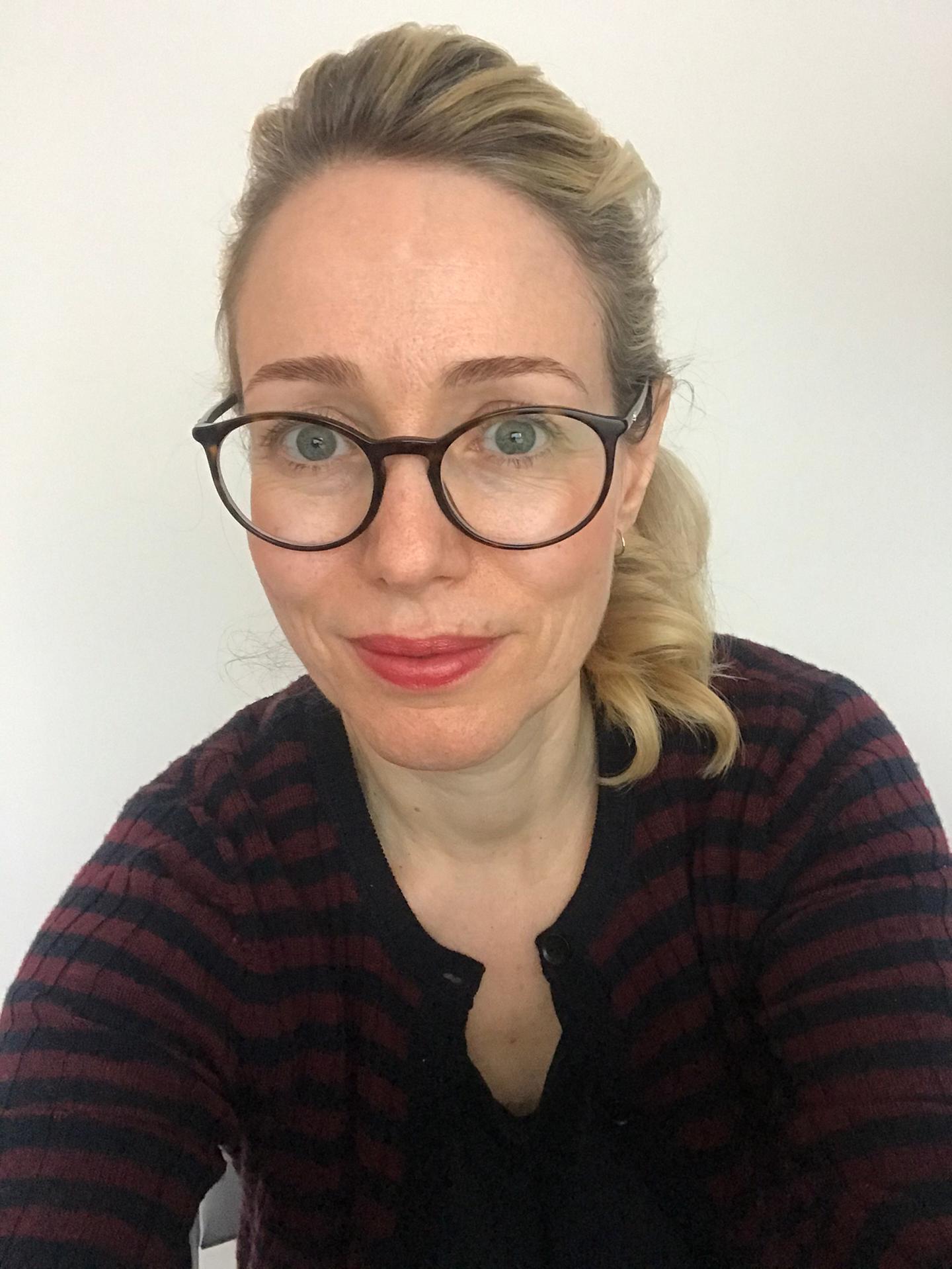 'Een dag in het leven van…Vanessa Polo Friz, RTL Belgium'
